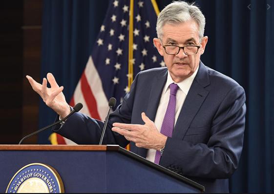 chủ tịch của Cục Dự trữ Liên bang – Jerome Powell