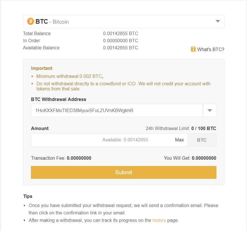 Cách Tạo ví bitcoin - nạp bitcoin blockchain.info